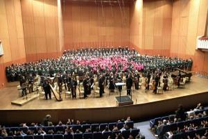 Concierto en Familia 2012 (Requiem de Mozart)