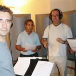 Matritum Cantat graba para Getafe C.F.