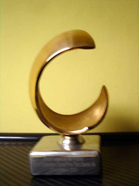 Premio público Cocentania